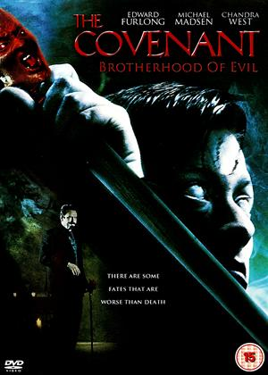 Rent The Covenant: The Brotherhood of Evil Online DVD Rental