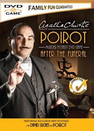 Rent Agatha Christie DVD Game Online DVD Rental
