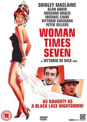 Rent Woman Times Seven Online DVD Rental