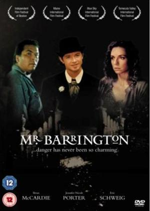 Rent Mr Barrington Online DVD Rental