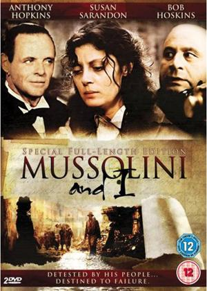 Rent Mussolini and I Online DVD Rental