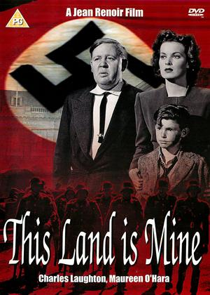 Rent This Land Is Mine Online DVD Rental