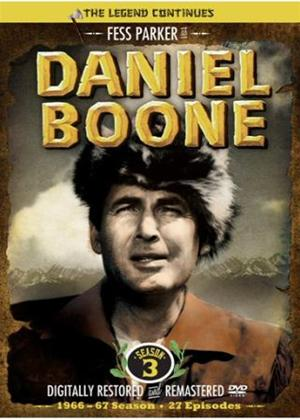 Rent Daniel Boone: Series 3 Online DVD Rental