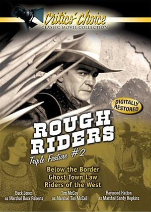 Rent Rough Riders Triple Feature 2 Online DVD Rental
