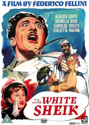 Rent The White Sheik (aka Lo sceicco bianco) Online DVD Rental