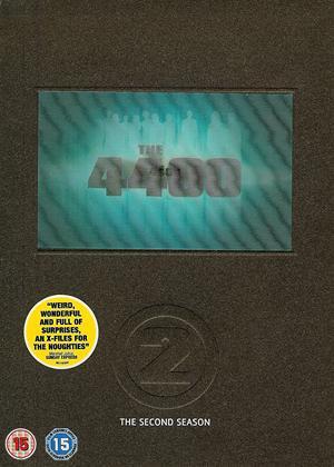 Rent The 4400: Series 2 Online DVD Rental