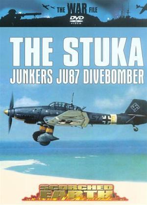 Rent The Stuka Junkers JU87 Divebomber Online DVD Rental