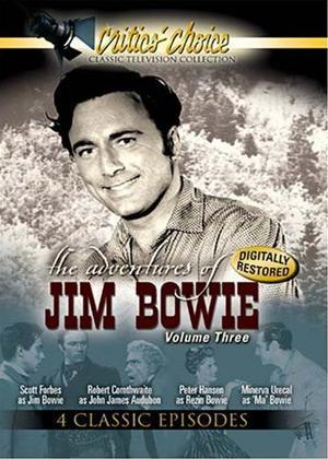 Rent The Adventures of Jim Bowie: Vol.3 Online DVD Rental