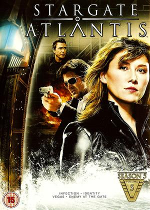Rent Stargate Atlantis: Series 5: Vol.5 Online DVD Rental