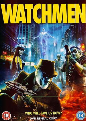 Rent Watchmen Online DVD Rental