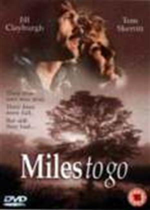 Rent Miles to Go Online DVD Rental