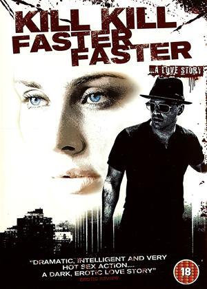 Rent Kill Kill Faster Faster Online DVD Rental