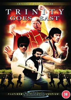 Rent Trinity Goes East Online DVD Rental