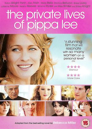 Rent The Private Lives of Pippa Lee Online DVD Rental