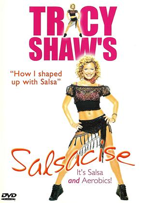 Rent Tracy Shaw: Salsacise Online DVD Rental