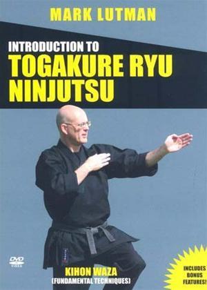 Rent Mark Lutman: Introduction to Tohakure Ryu Ninjutsu Online DVD Rental