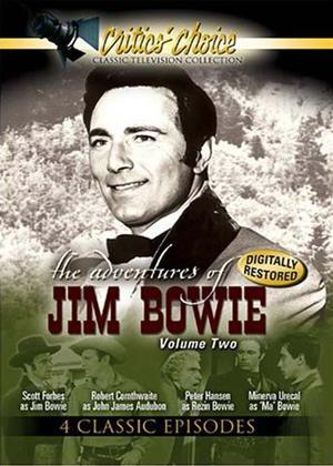 Rent Adventures of Jim Bowie: Vol.2 Online DVD Rental