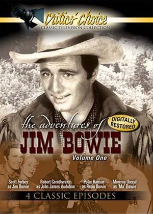 Rent Adventures of Jim Bowie: Vol.1 Online DVD Rental