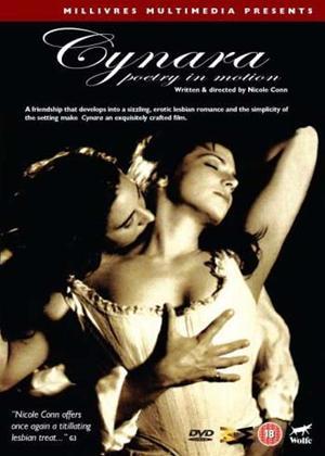 Rent Cynara: Poetry in Motion Online DVD Rental