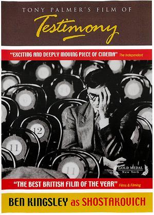 Rent Testimony: The Story of Shostakovich Online DVD Rental