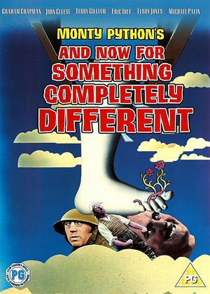 Monty Python: And Now for Something Completely Different Online DVD Rental