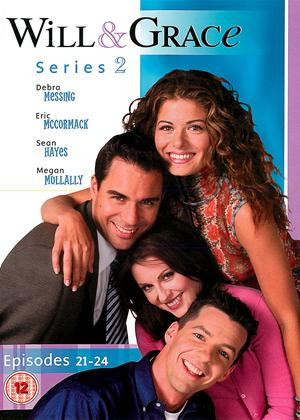 Rent Will and Grace: Series 2 Online DVD Rental