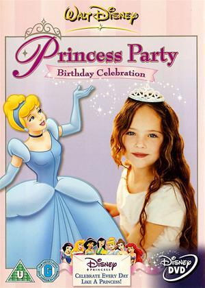 Rent Disney Princess Party: Vol.1 Online DVD Rental