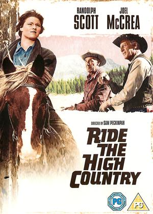 Rent Ride the High Country Online DVD Rental