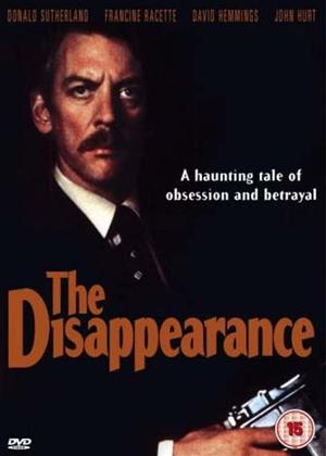 Rent The Disappearance Online DVD Rental