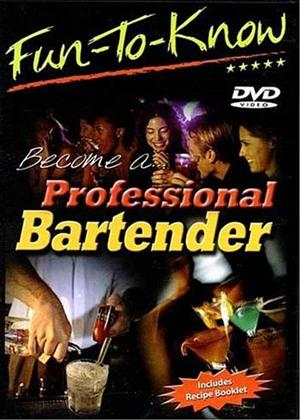 Rent Become a Professional Bartender Online DVD Rental
