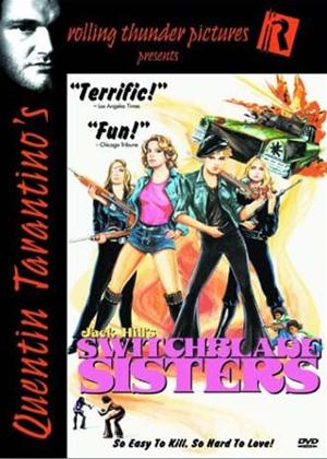 Rent Switchblade Sisters Online DVD Rental