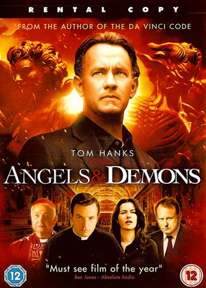 Angels and Demons Online DVD Rental