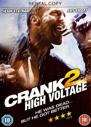 Rent Crank 2: High Voltage Online DVD Rental