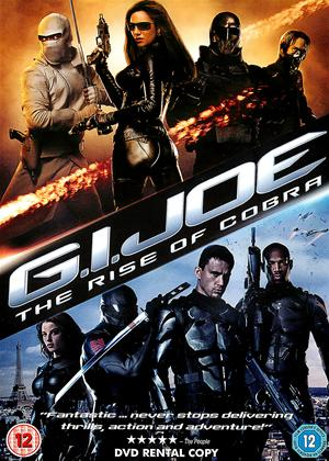 G.I. Joe: Rise of the Cobra Online DVD Rental