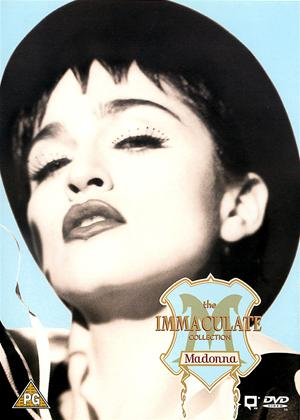 Rent Madonna: Immaculate Collection Online DVD Rental
