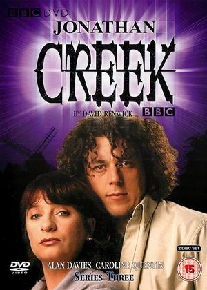 Rent Jonathan Creek: Series 3 Online DVD Rental