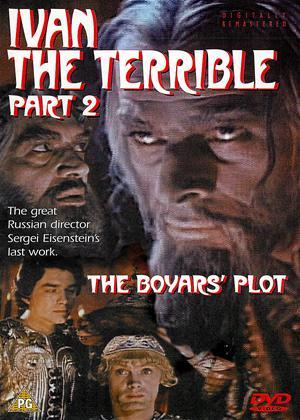 Ivan the Terrible: Part 2 Online DVD Rental