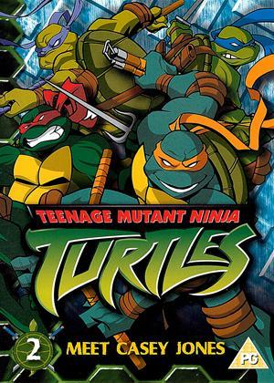 Rent Teenage Mutant Ninja Turtles: Vol.2 Online DVD Rental