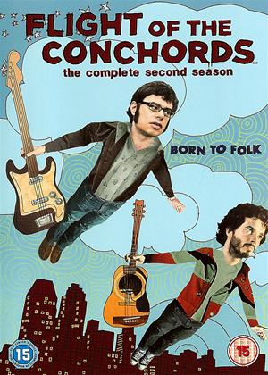 Rent Flight of the Conchords: Series 2 Online DVD Rental