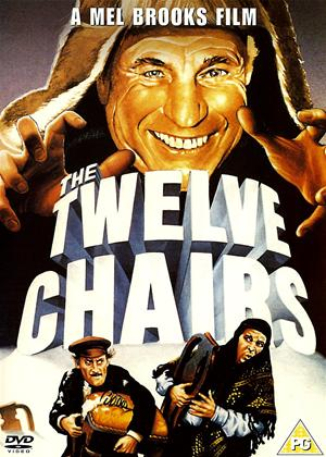 Rent The Twelve Chairs (aka The 12 Chairs) Online DVD & Blu-ray Rental