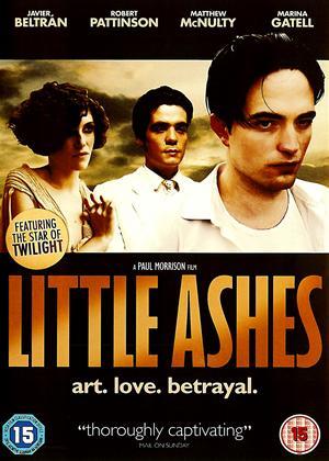 Rent Little Ashes Online DVD Rental