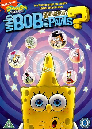 Rent SpongeBob SquarePants: Who Bob What Pants? Online DVD Rental
