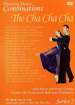 Rent Discover Dance Combinations: The Cha Cha Cha: Series 2 Online DVD Rental
