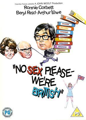 Rent No Sex Please, We're British Online DVD Rental