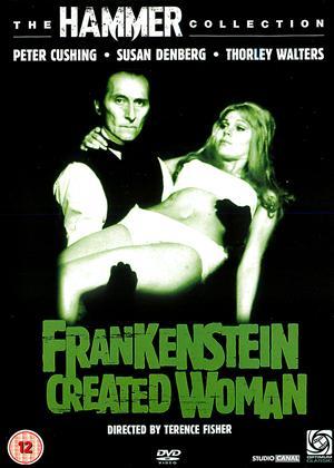Rent Frankenstein Created Woman Online DVD & Blu-ray Rental