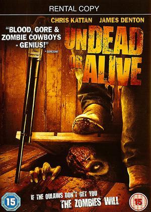 Rent Undead or Alive Online DVD Rental