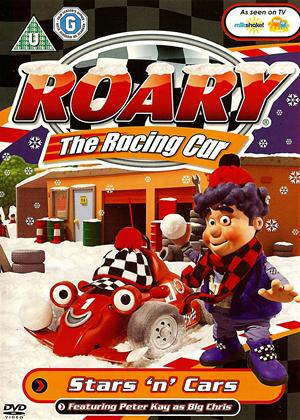 Rent Roary the Racing Car: Stars and Cars Online DVD Rental