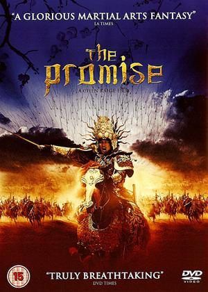 Rent The Promise (aka Wu ji) Online DVD & Blu-ray Rental