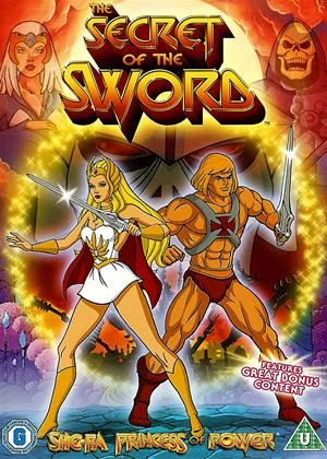 Rent She Ra: The Secret of the Sword Online DVD & Blu-ray Rental