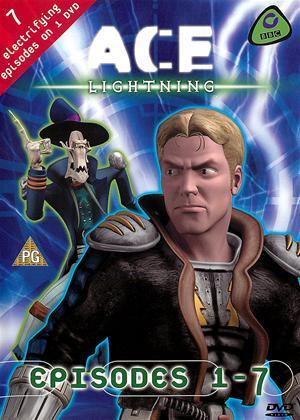 Rent Ace Lightning: Episodes 1 to 7 Online DVD Rental